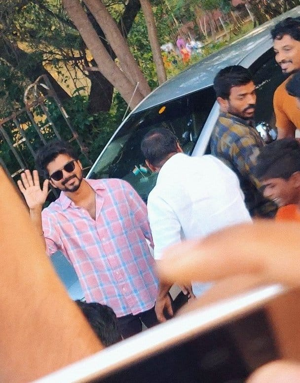 Thalapathy  64 Shooting spot images