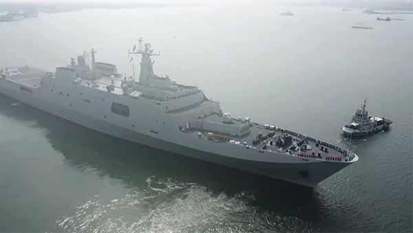 american navy ship