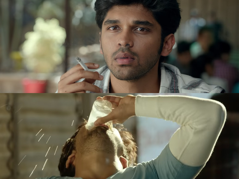 Adithya varma hot scene