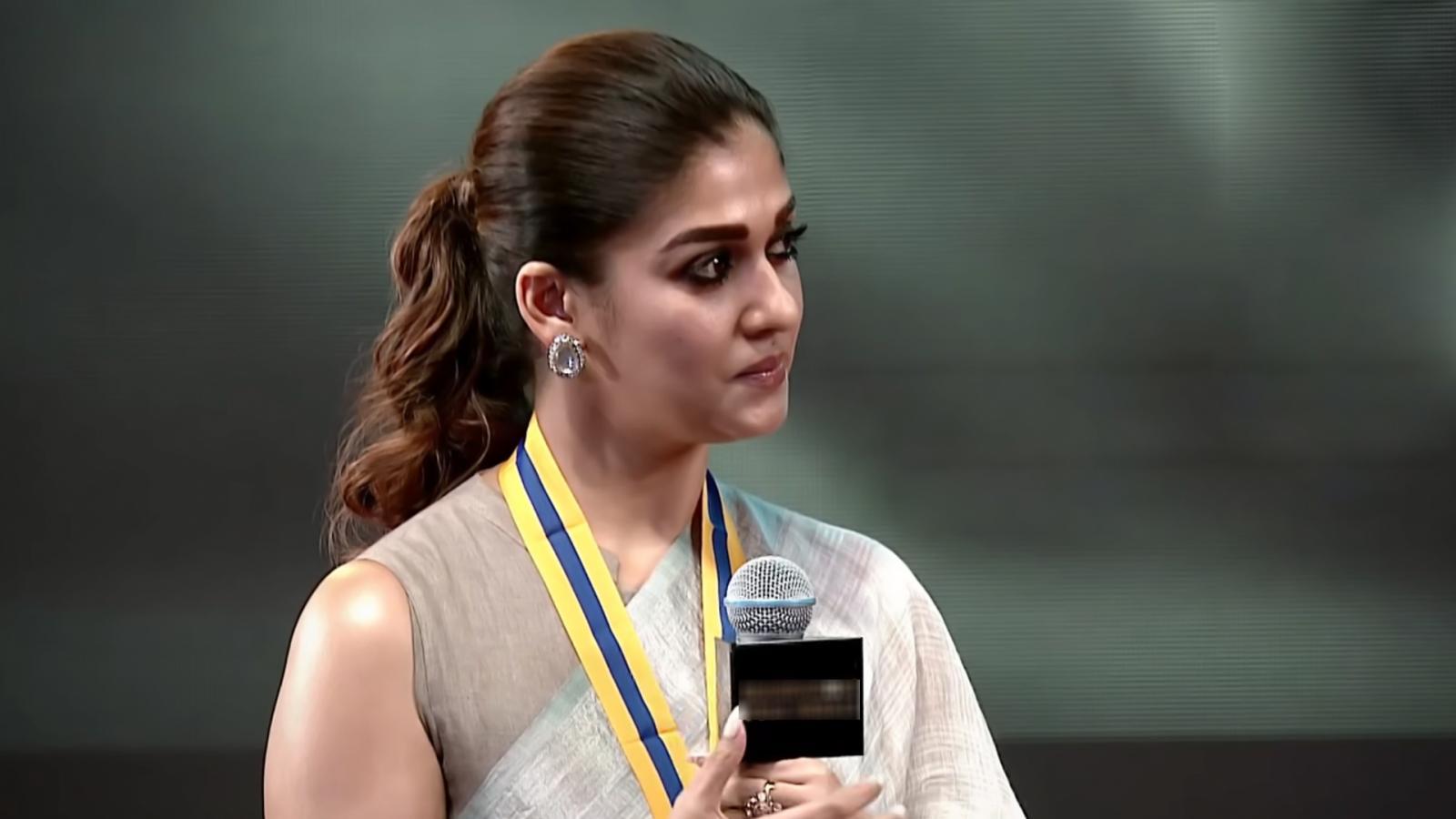 Nayanthara Interview Image
