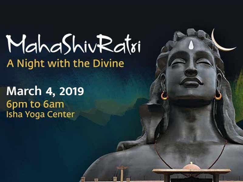 Mahashivaratri 2019 ( A Night With The Divine )