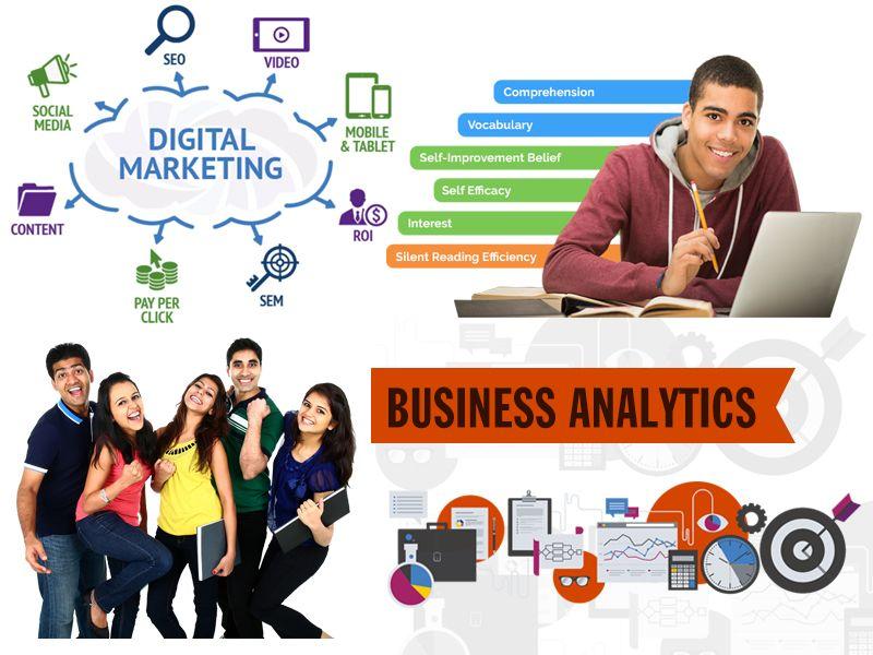 Business Analytics, Digital Marketing Courses in Coimbatore