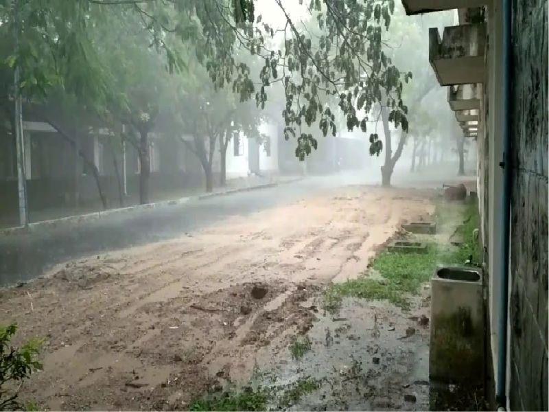 Sudden Rain In Coimbatore Today Morning