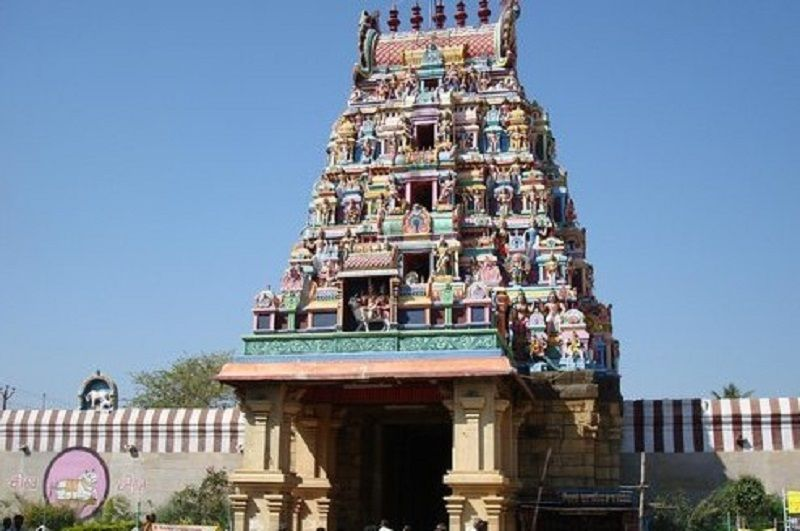 THE GREAT DEITY FOUND IN COIMBATORE LAKE
