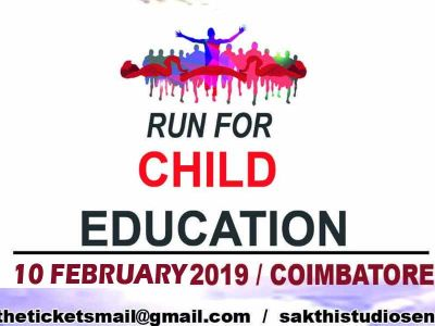 Run For Child Education 2019
