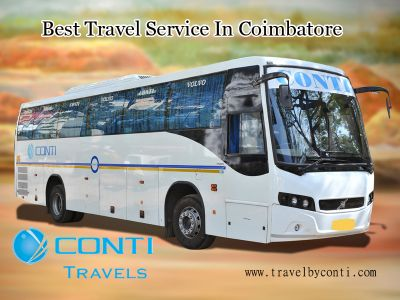 Best Tours & Travels in Coimbatore!!!