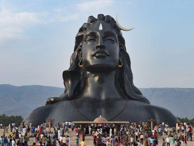 இஷா யோகா மையம் கோவை, தமிழ்நாடு | தியானலிங்க கோயில்