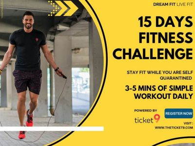 Fitness event in Coimbatore!