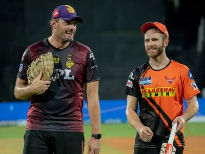 IPL 2021:Fans are outraged that SRH choose to leave Kane Williamson out of the KKR clash
