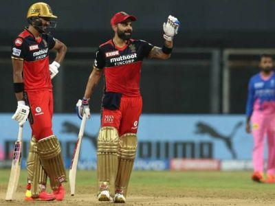 Padikkal century, Kohli fifty guide Royal Challengers Bangalore to win