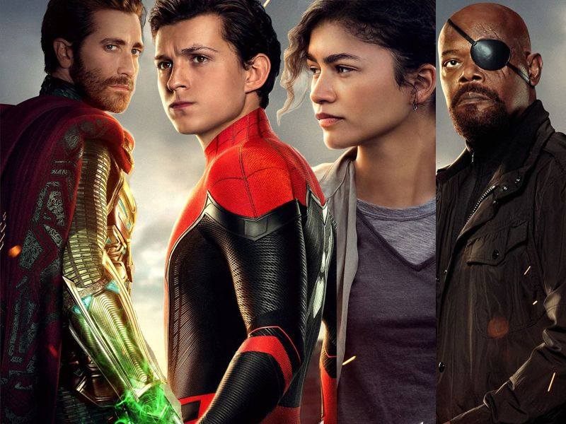 Spider Man Far from Home Story!