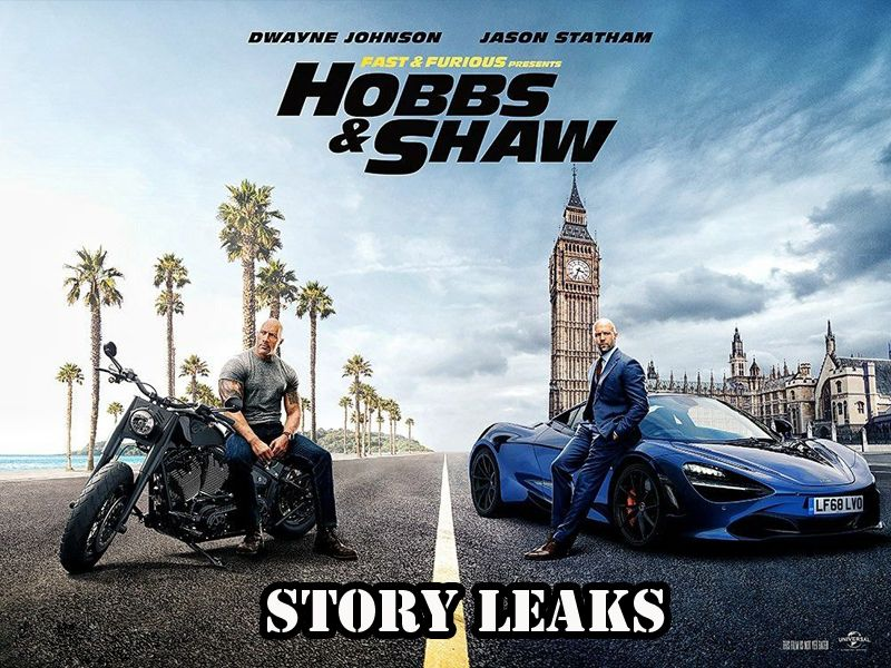 Hobbs & Shaw Official Story Leak | Spoilers
