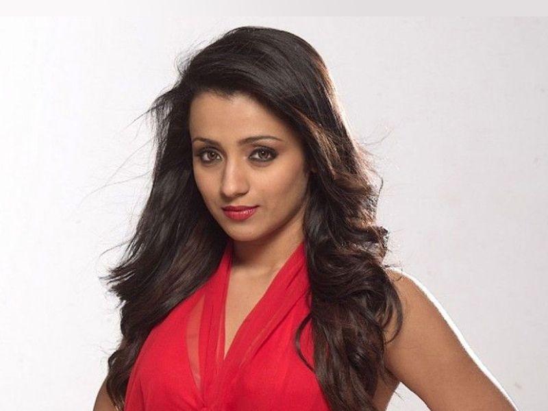 பெட�ரோல� விலை உயர�வால�, சைக�கிள� வாங�கினார�  நடிகை திரிஷா!