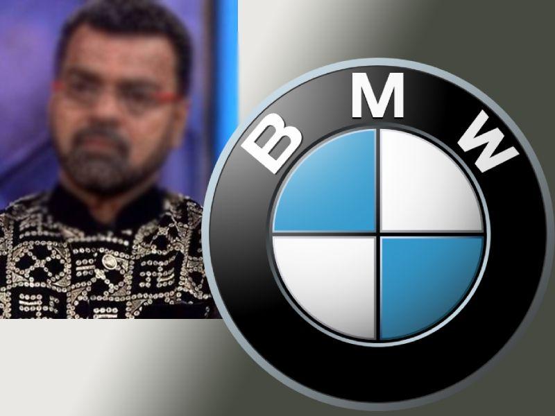 மேல�ம� விஜய� டிவி பிரபலம� வாங�கிய  ப�திய BMW கார�.