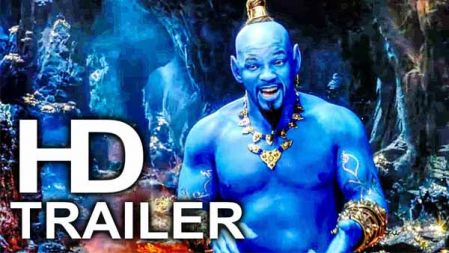 ALADDIN Trailer #2 NEW (2019) Will Smith Disney Live Action Movie HD