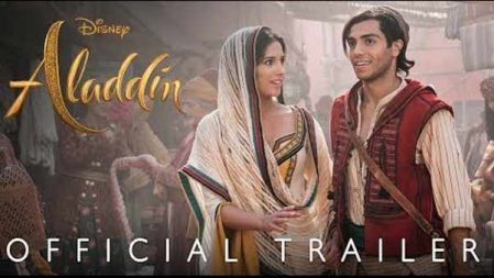 Disneys Aladdin Official Trailer - In Theaters May 24!