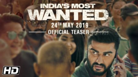 India Most Wanted | Official Teaser | Arjun Kapoor | Raj Kumar Gupta | 24th May 2019