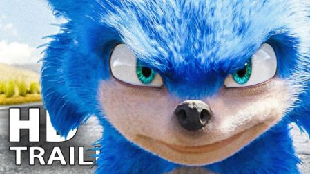 SONIC: The Hedgehog Trailer |2019 |