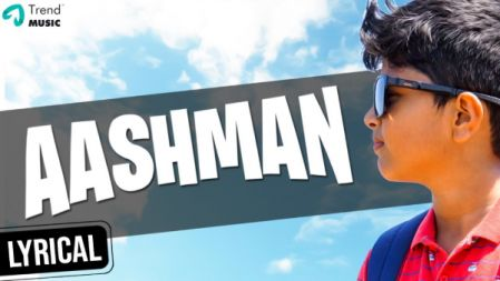 New Album | Aashman Lyrical Video | Tamil |Vignesh T | Kevin| Trend Music