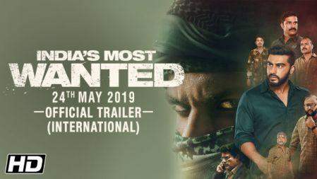 India Most Wanted Movie Official Trailer |  International | Arjun Kapoor | Raj Kumar Gupta |