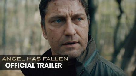 Angel Has Fallen Movie Official Trailer|2019|Gerard Butler, Morgan Freeman|