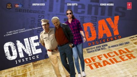 One Day Movie Official Trailer| Anupam Kher | Esha Gupta | Kumud Mishra |