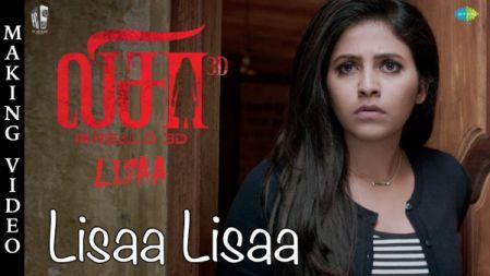 Lisaa Lisaa Song Making video |Anjali | Sam Jones | Yogi Babu |
