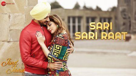 Jind Jaan - Sari Sari Raat |Rajvir Jawanda & Sara Sharmaa |