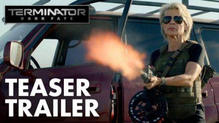Dark Fate Movie Official Teaser Trailer |Terminator| 2019  |