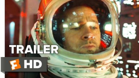 Ad Astra Trailer #1 | 2019 |  Movieclips Trailers |