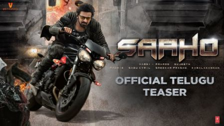 Saaho Movie Official Teaser | Telugu | Prabhas | Shraddha Kapoor | Sujeeth | UV Creations |