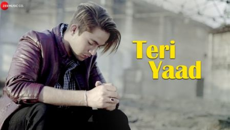 Teri Yaad - Official Music Video | Kunal Soni | Shibangee Dhar | Priya Rai
