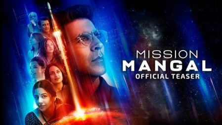 Mission Mangal Movie Official Teaser | Akshay | Vidya | Sonakshi | Taapsee |