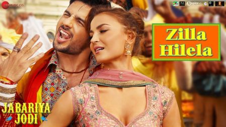 Zilla Hilela Video Song |Jabariya Jodi | Sidharth Malhotra & Elli AvrRam |