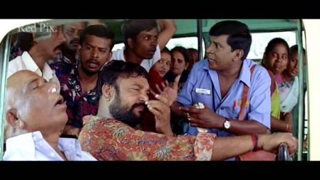 Vadivelu Comedy from Tamil Movie ABCD