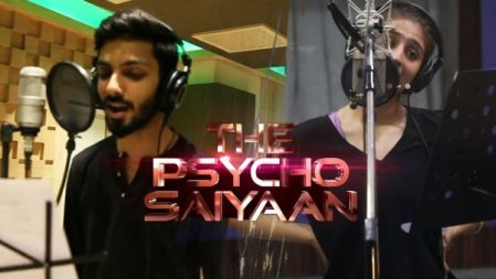 Saaho - Psycho Saiyaan Song Making Video |Anirudh Ravindran | Prabhas | Manastars