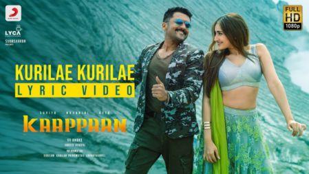 Kurilae Kurilae Lyric | Kaappaan | Tamil | Suriya | Harris Jayaraj | K.V. Anand