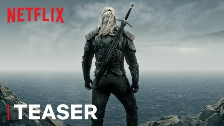 The Witcher Movie Official Teaser| Netflix