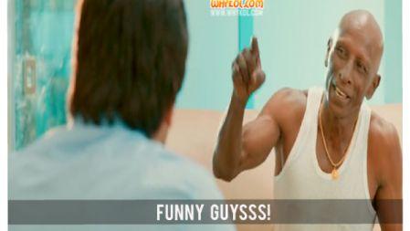 Santhanam comedy