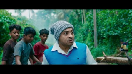 AMBILI Movie Official Teaser 2 | Soubin Shahir | E4 Entertainment |