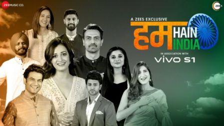 Hum Hain India - ZEE5 Anthem | Arjun Rampal, Dia Mirza, Jimmy Shergil, Gul Panag |
