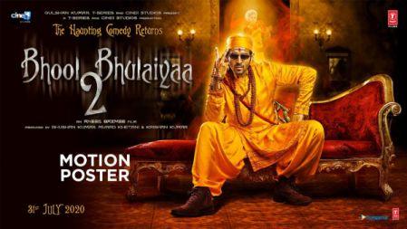 Bhool Bhulaiyaa 2 - Motion Poster | Kartik A | Bhushan K,Murad K,Aakash K |