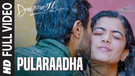 Dear Comrade - Pularaadha Video Song  Vijay Deverakonda, Rashmika