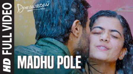 Dear Comrade - Madhu Pole Video Song  Malayalam Vijay Deverakonda, Rashmika