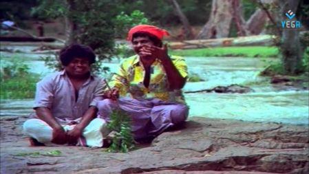 Goundamani,Kovai Sarala & Senthil Comedy : Vaidehi Kathirunthal