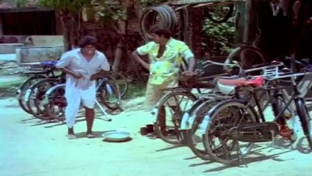 Vaithegi Kathirunthal | Goundamani Senthil Comedy Scenes