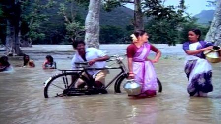 Vaithegi Kathirunthal | Kovai Sarala, Goundamani, Comedy
