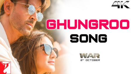 War - Ghungroo Video Song |Hrithik Roshan, Vaani Kapoor |Vishal