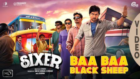 Baa Baa Black Sheep Video Song | Sixer |Anirudh Ravichander | Vaibhav |