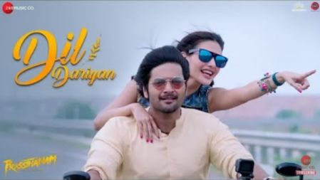Prassthanam | Dil Dariyan Video Song |Ali Fazal & Amyra Dastur |